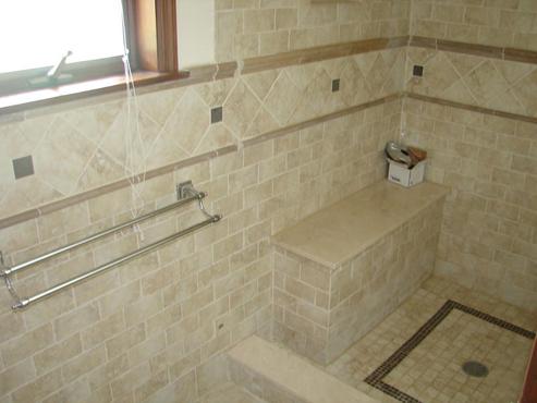 Lara Construction Bathroom Remodeling